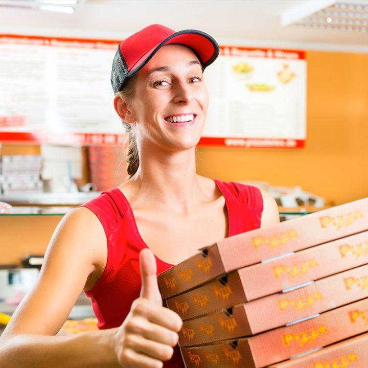 Progettazione Pizzerie d'asporto