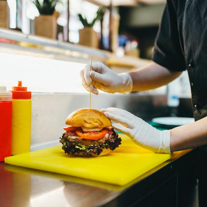 Progettazione Hamburgeria
